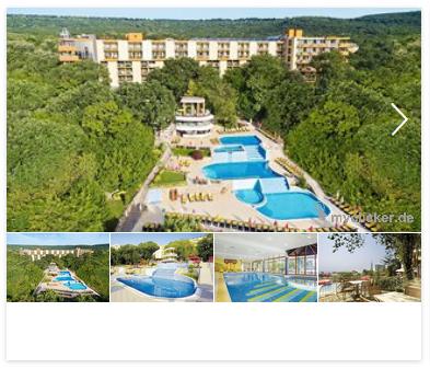 Hotel Sunrise, Goldstrand, Bulgarien (2)