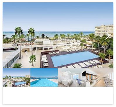Iberostar Bahia de Palma - Erwachsenenhotel 0