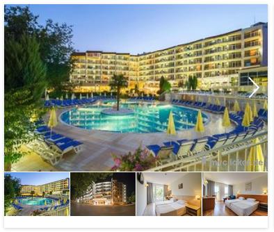 Madara Park Hotel, Goldstrand, Bulgarien (3)