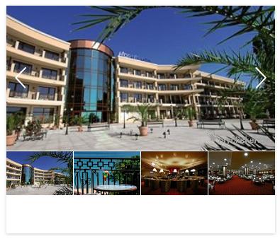 Morsko Oko Garden Hotel, Goldstrand, Bulgarien (2)