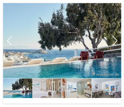 Myconian Ambassador Relais & Chateaux, Mykonos, Griechenland (3)
