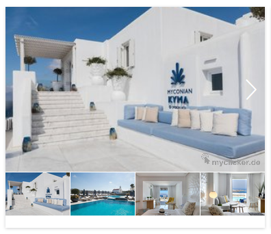 Myconian Kyma Design Hotel, Mykonos, Griechenland (3)