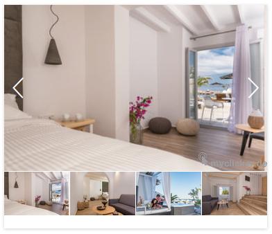 Nikki Beach Resort & Spa, Santorini, Griechenland (2)