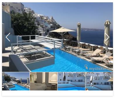Panorama Studios & Suites, Santorini, Griechenland (2)