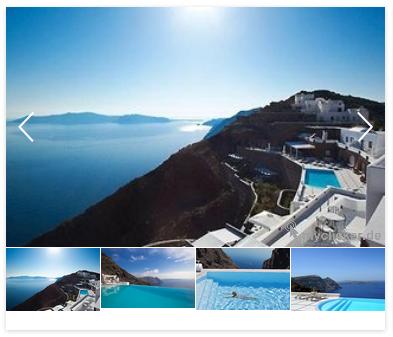 San Antonio Luxury Hotel, Santorini, Griechenland (3)