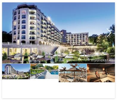 lti Dolce Vita Sunshine Resort, Goldstrand, Bulgarien (3)