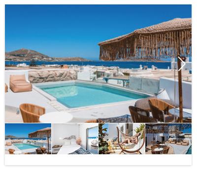 Bohemian Luxury Boutique Hotel, Paros, Griechenland (3)