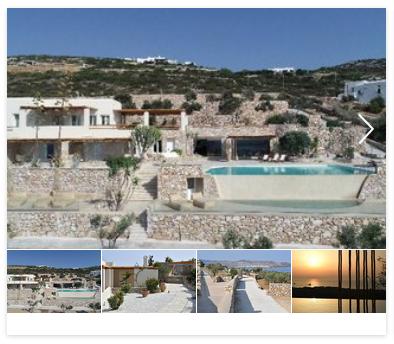 Mythic Exclusive Retreat, Paros, Griechenland (3)