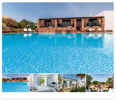 Paros Land Hotel & Resort, Paros, Griechenland (3)