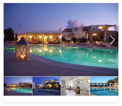 Saint Andrea Seaside Resort, Paros, Griechenland (3)