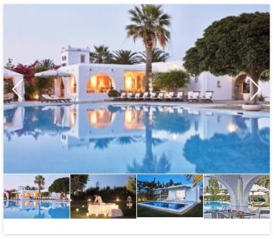 Yria Island Boutique Hotel & Spa, Paros, Griechenland (2)