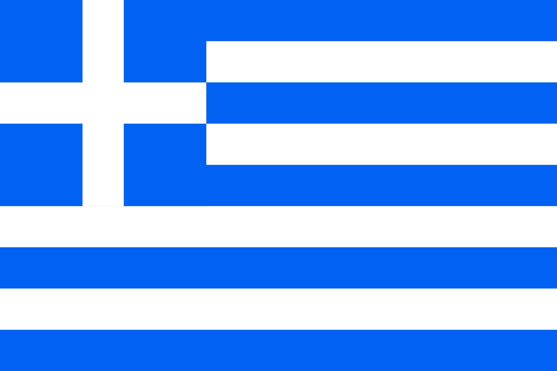 greece griechenald flagge
