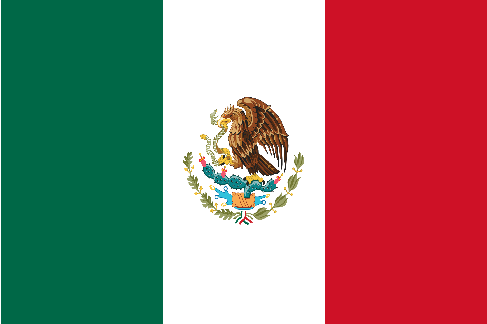mexico flagge