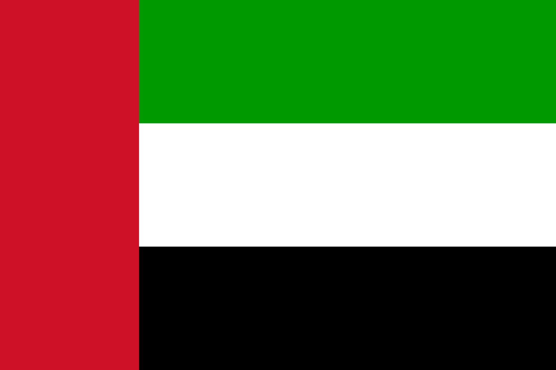 united-arab-emirates dubai flagge