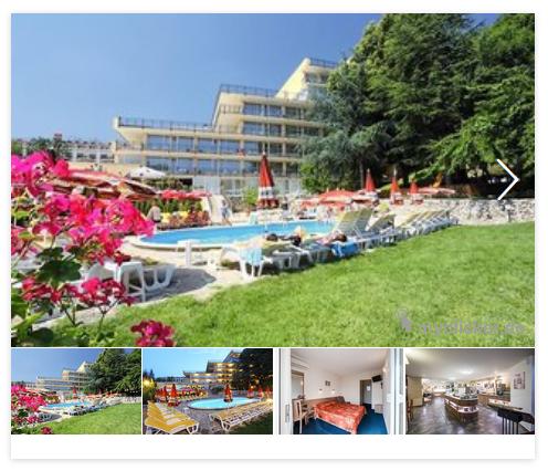 Hotel Gradina, Goldstrand, Bulgarien (3)