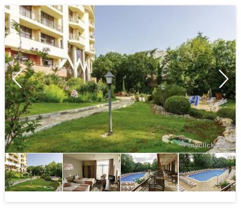 Park Hotel Odessos, Goldstrand, Bulgarien (2)